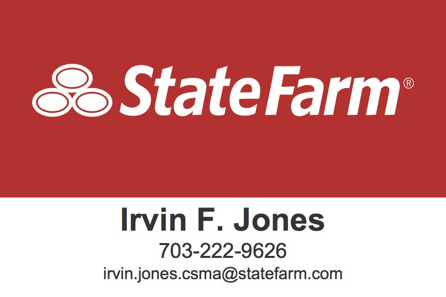 Irvin F. Jones State Farm